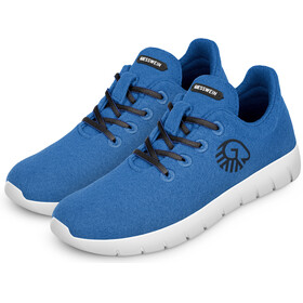Giesswein Merino Wool - Chaussures Homme - bleu
